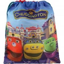 SACO CON CORDONES DE CHUGGINGTON