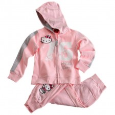CHANDAL DE HELLO KITTY ROSA