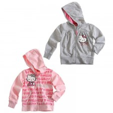 CHAQUETA SUDADERA DE HELLO KITTY