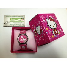 RELOJ DE HELLO KITTY EN CAJA REGALO