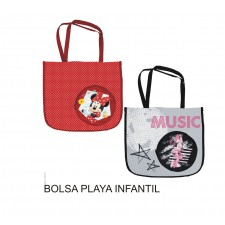 BOLSO DE PLAYA DE MINNIE