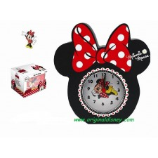 RELOJ DESPERTADOR DE MINNIE
