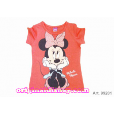 CAMISETA MINNIE MOUSE ROJA