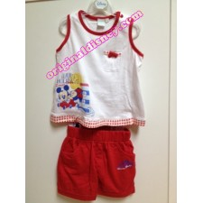 CONJUNTO DE MINNIE MOUSE BEBE