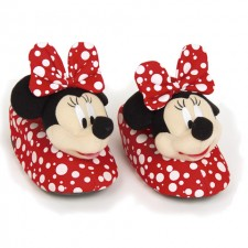ZAPATILLAS DE CASA DE MINNIE 3D